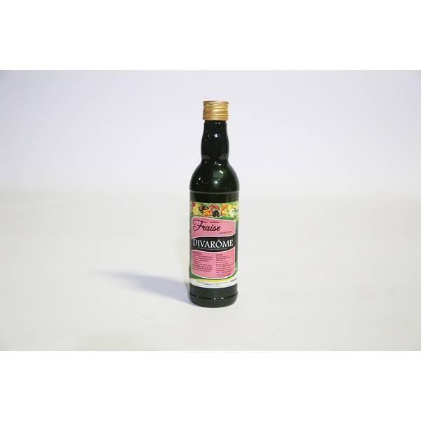 Arôme fraise - 500mL