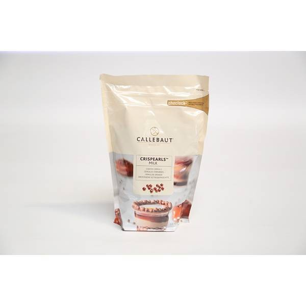 Crispearls chocolat lait - 800g