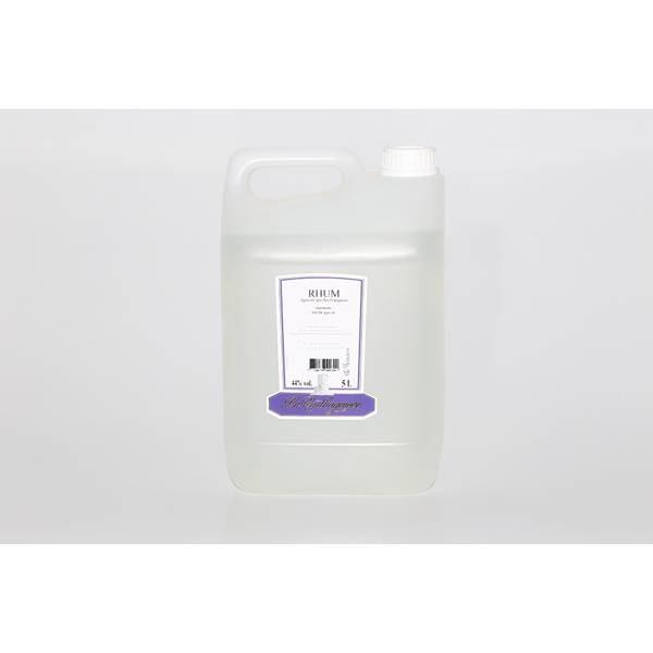 Rhum Agricole 44% - 5L