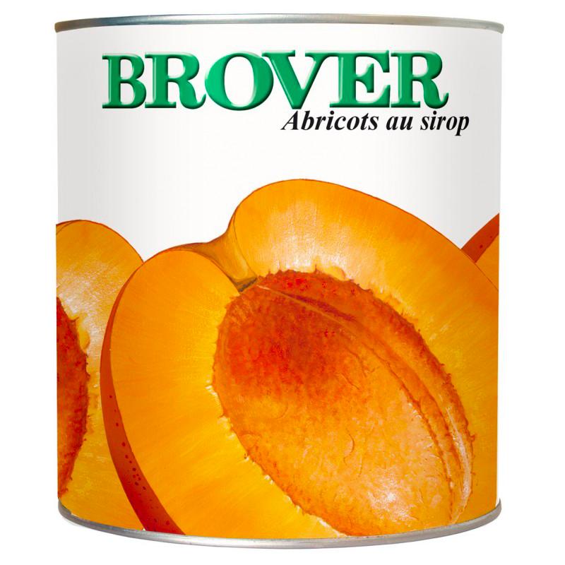 Abricots oreillons sirop | Boutique Professionnels