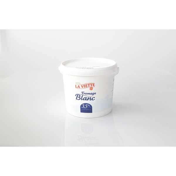 Fromage blanc 3,6% - 5kg
