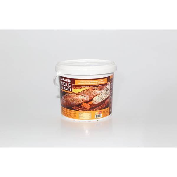 Grains de blé germés - 5kg