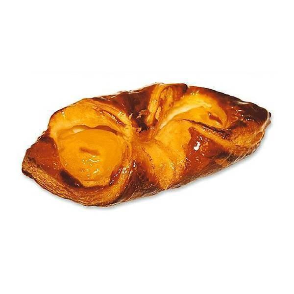 Croissant aux abricots
