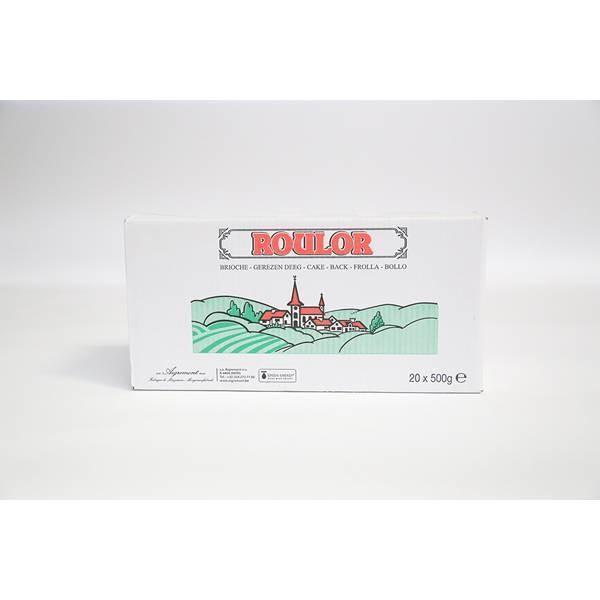 Roulor Brioche - 20x500g