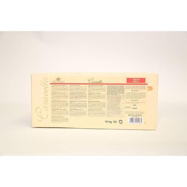 Pâte à glacer brune - 10kg