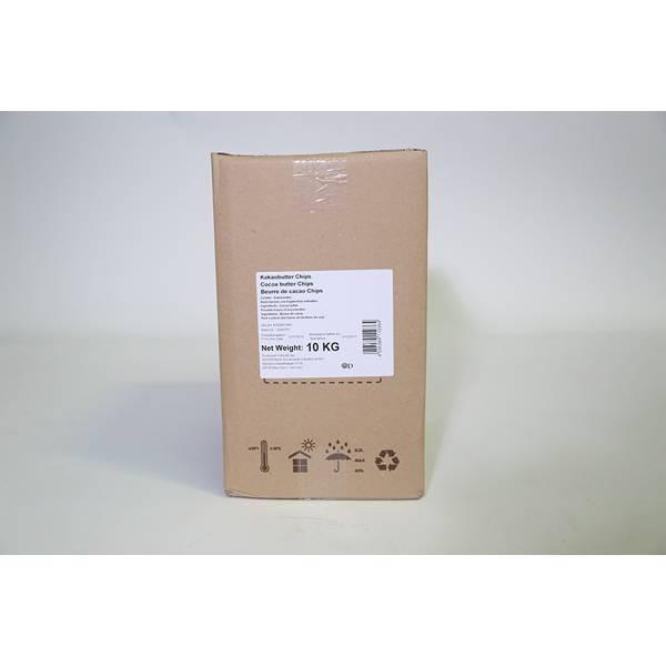 Beurre de cacao - 10kg