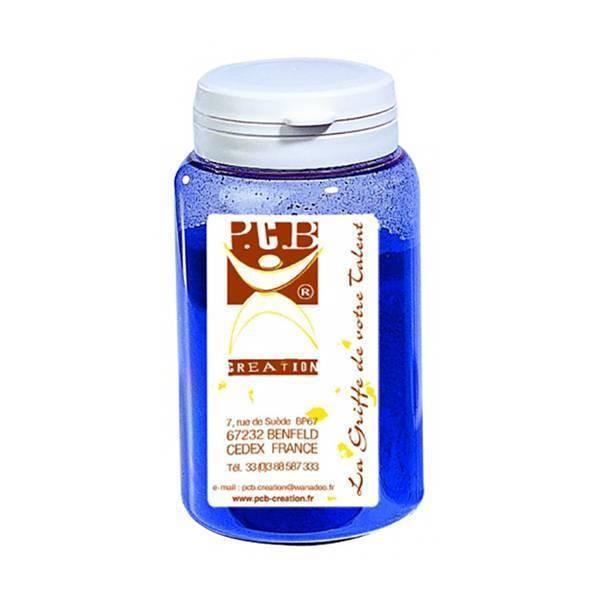 Colorant bleu en poudre