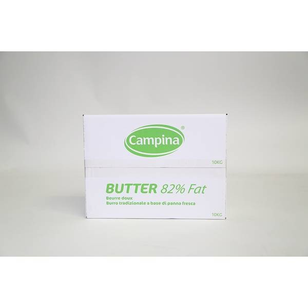 Beurre doux Campina - 10kg