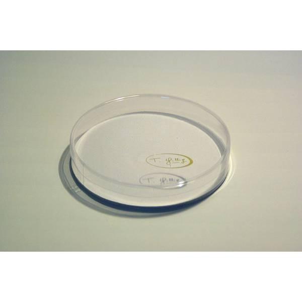 Boîte ronde  transparente - x1